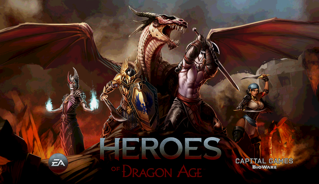heroes of dragon age facebook