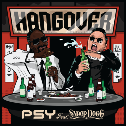 PSY-Hangover