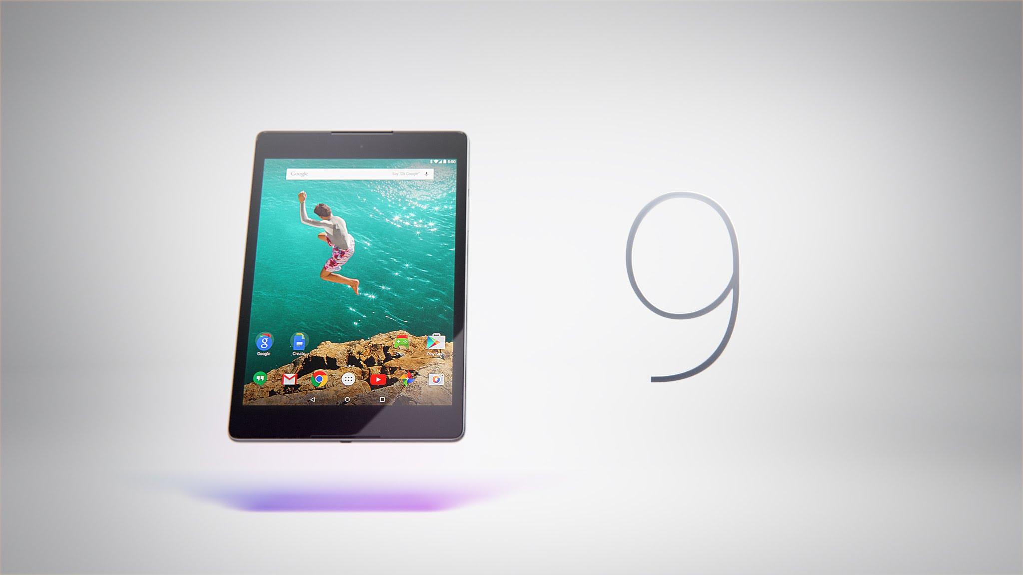 Android 5.0 Lollipop, Nexus 6, Nexus 9 and Nexus Player | Duape